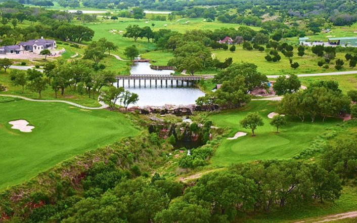 Boot Ranch Golf in Fredericksburg, Texas