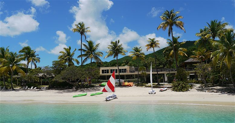 Caneel Bay Resort on St. John, USVI