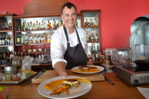Cap Juluca Chef Wows Guests