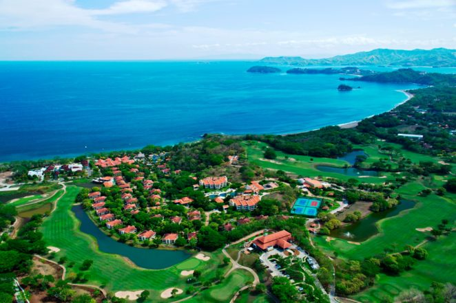 Westin Golf Resort and Spa in Costa Rica