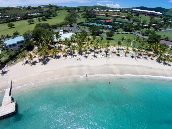 Buccaneer Resort in St. Croix