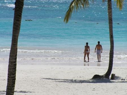 Caleton Beach Club in Punta Cana