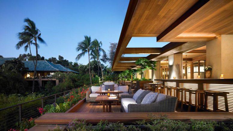 Four Seasons Resort in Lanai