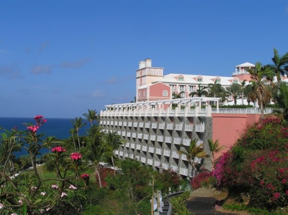 Marriott Frenchman's Reef in St. Thomas