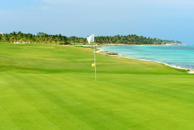 LaCana Golf Course in Punta Cana