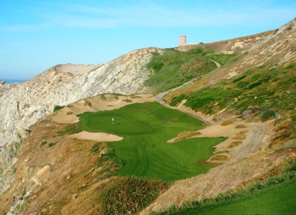 Quivira Golf Course in Los Cabos