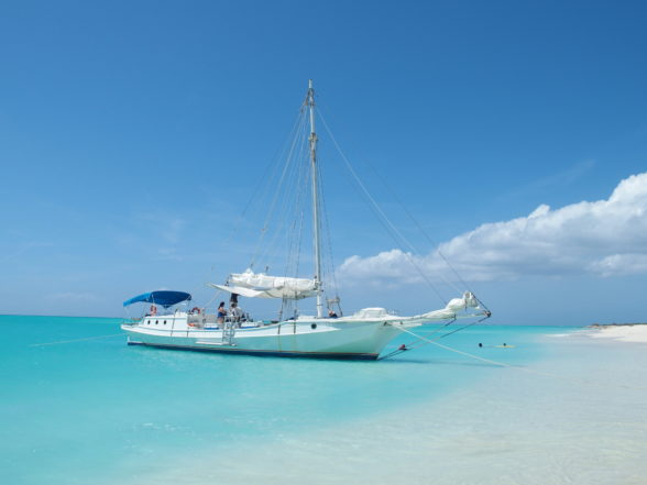 Sailing Adventure in Turks and Caicos