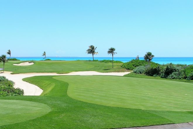 El Camaleon Golf Course in Riviera Maya