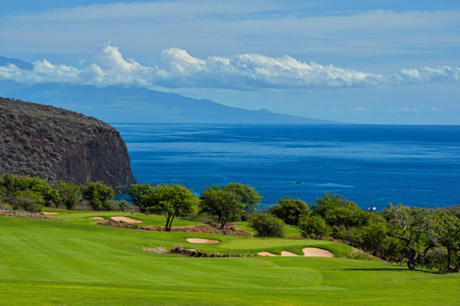 Manele Golf Course on Lanai