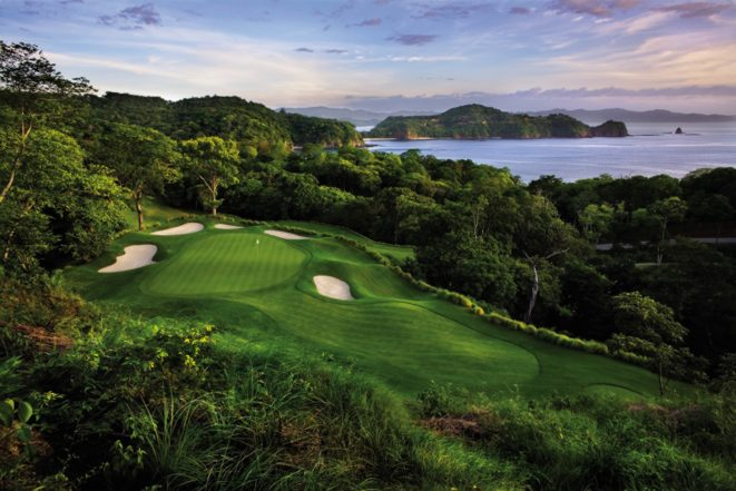 Ocean Course Peninsula Papagayo Costa Rica