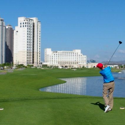 Panama golf