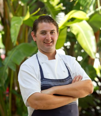 Dublin Chef in Turks and Caicos Paradise
