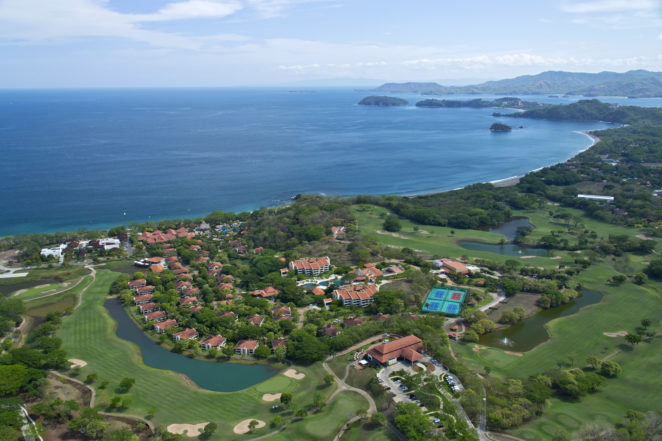 Reserva Conchal Golf Course in Costa Rica