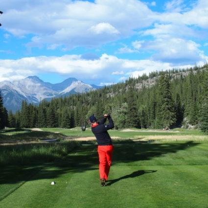 Banff golf