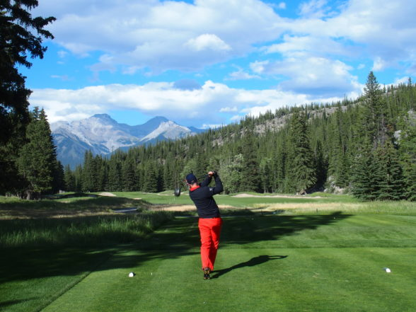 Canadian Rockies Golf