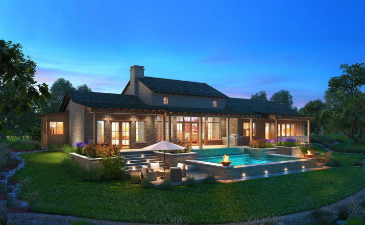 Luxury Living in Texas Hill Country