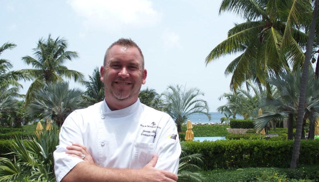 Chef Jason Adams