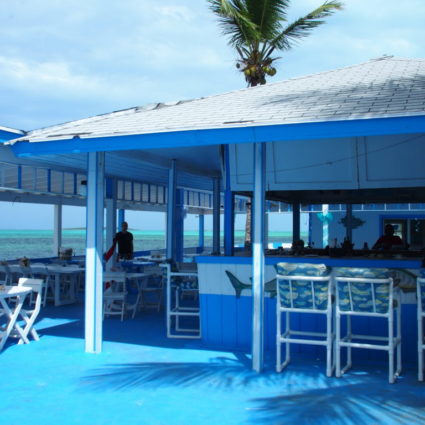 Exuma Point Beach Bar