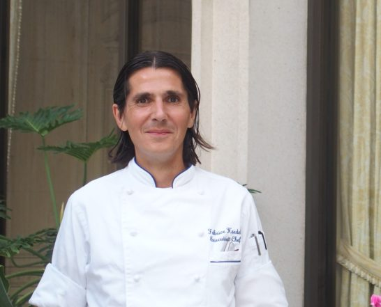 San Diego Chef's Amazing Pace