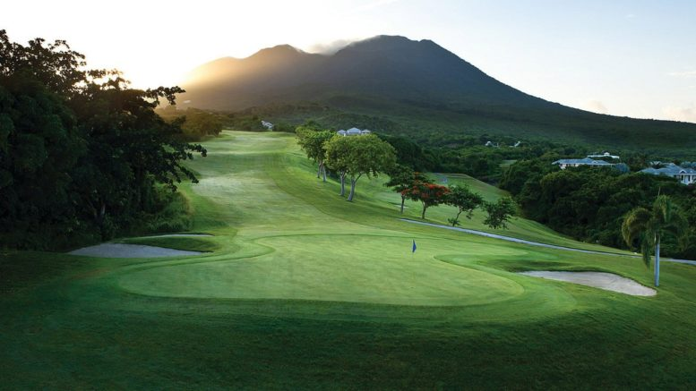 Four Seasons Nevis Golf Course