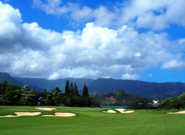 Princeville Makai Golf Course in Kauai
