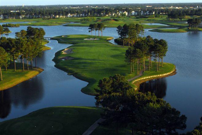 Mystical Golf in Myrtle Beach