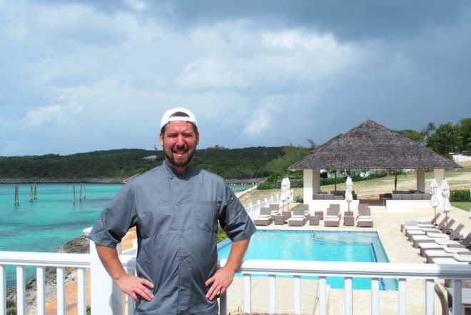 Chef Leads Eleuthera's Top Restaurant