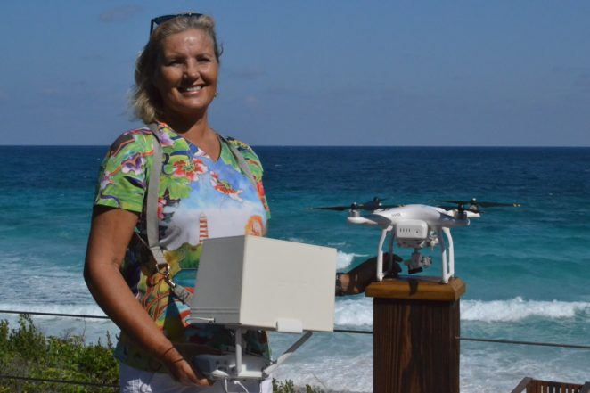 Drone Video Career in Guana Cay