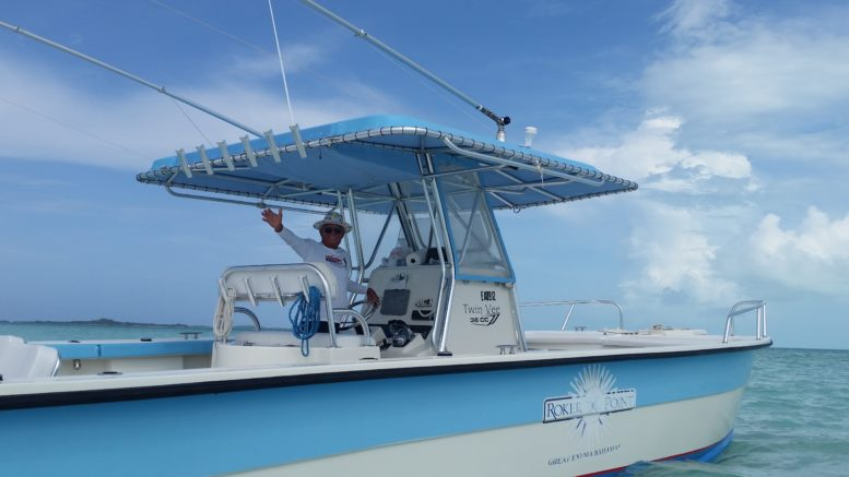 Captain Jerry – Exuma's Legend of the Sea