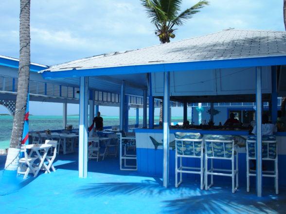 Making Beach Bar Music in Great Exuma
