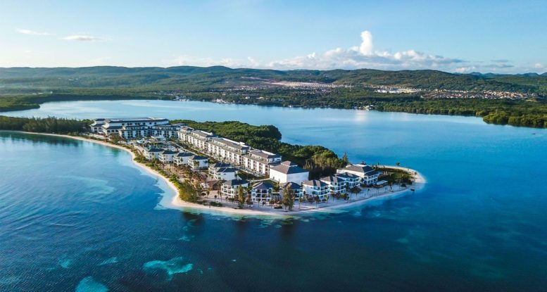 Excellence Oyster Bay Resort in Jamaica