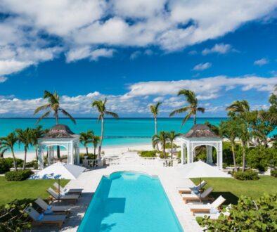 Coral Pavilion pool