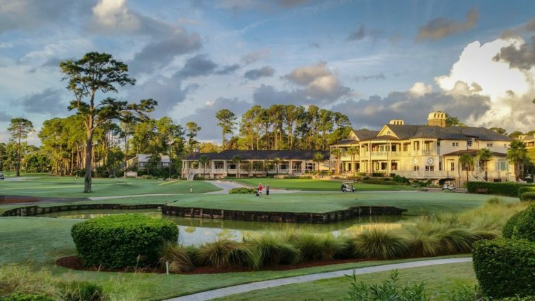 Harbour Town Golf Links<br>Two Stars are Born