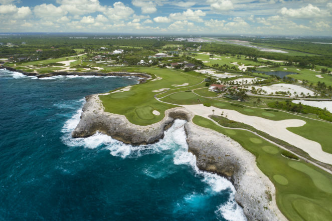 Corales Golf Course at<br>Puntacana Resort & Club