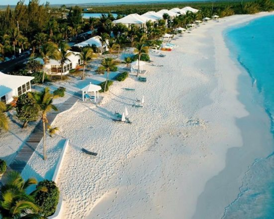Cape Santa Maria Resort in the Bahamas