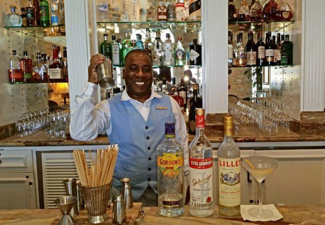 James Bond's Favorite Cocktail is Better in the Bahamas