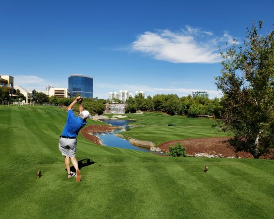 Just Wynn Baby - Golf is Back on the Las Vegas Strip