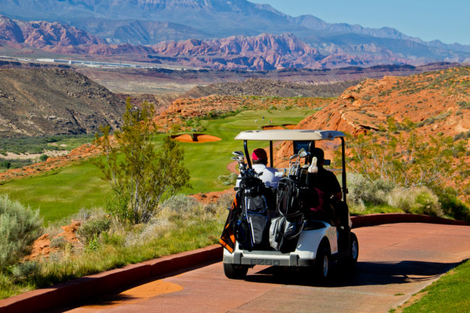 Greater Zion: Where Golf Meets Adventure