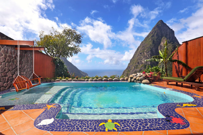Ladera Resort in St. Lucia - Seeing is Believing