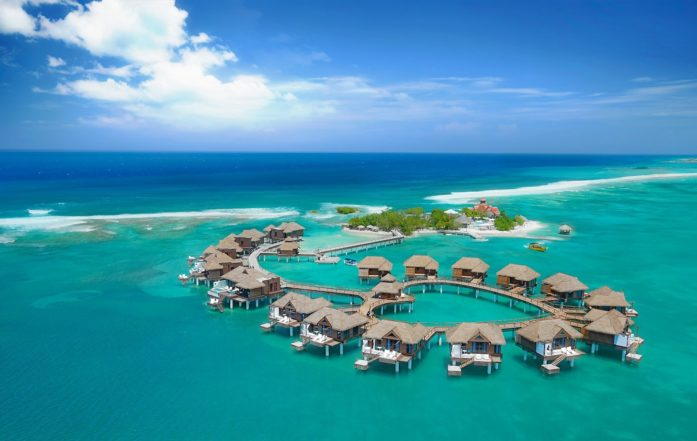 5 Most Luxurious Overwater Bungalows