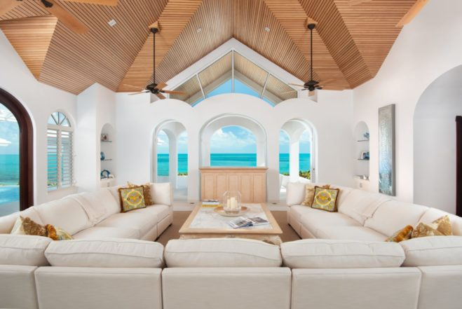 Inside Look at Turks and Caicos Villa Photography